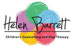 Helen Barrett Children's Counselling & Play Therapy Logo
